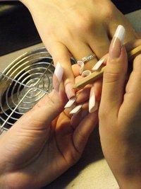 как сделать наращивание ногтей в ярославле