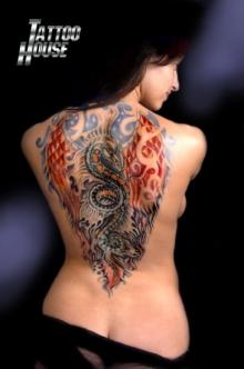 Tattoo-house, студия татуировки и пирсинга